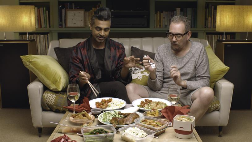 Hungryhouse: featured on Dragons' Den