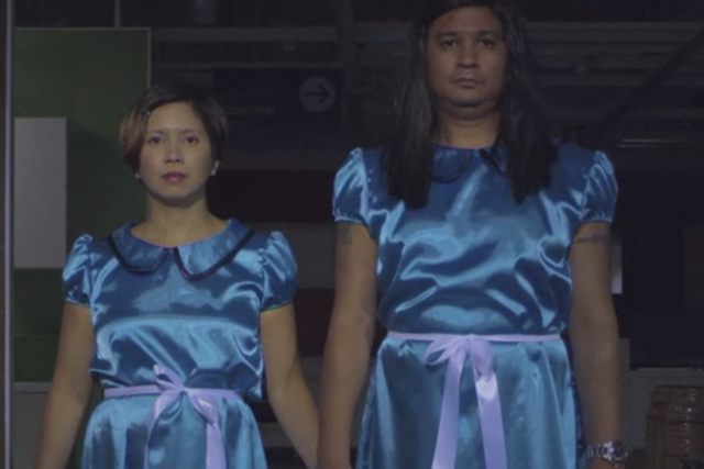 Halloween: Ikea and BBH Singapore's genius pastiche of 'The Shining'