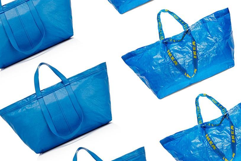 Acne Agency were behind Ikea's humorous take-down of Balenciaga
