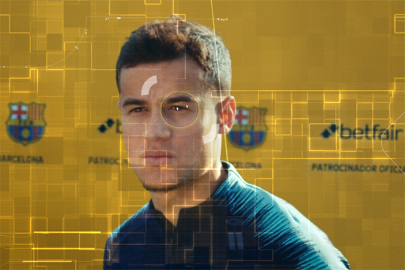 Coutinho: film will be shown on TV in Spain