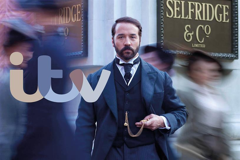 ITV: produces ads on rival channels as well as outdoor and digital media