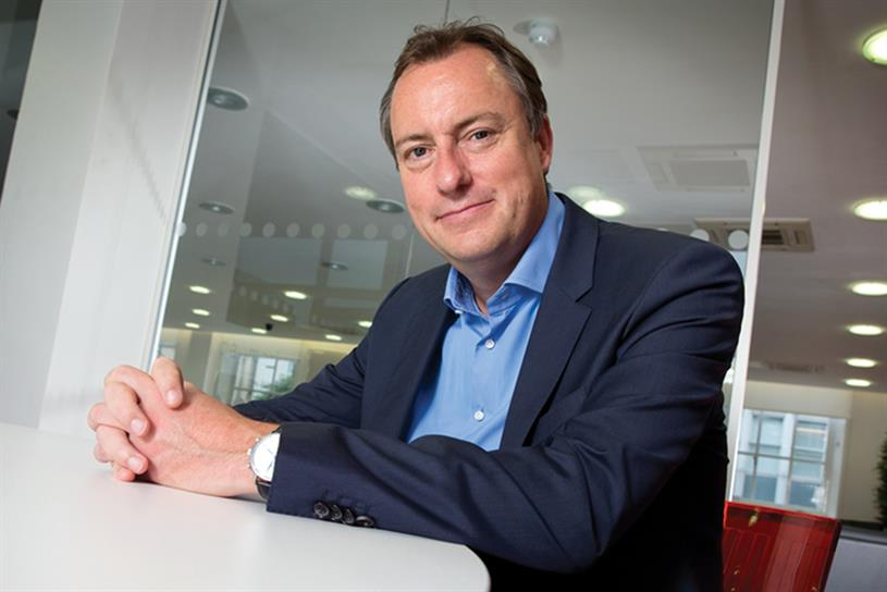 James Wildman: poised to quit Trinity Mirror
