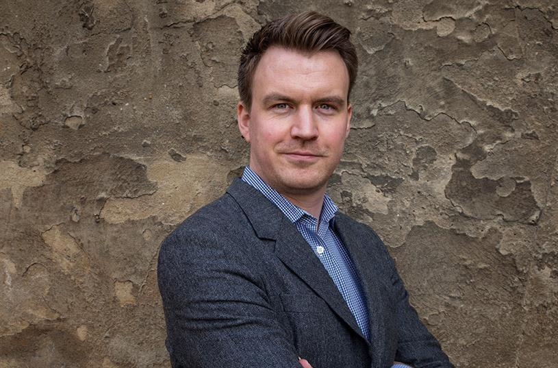 James Patterson, general manager, The Trade Desk UK