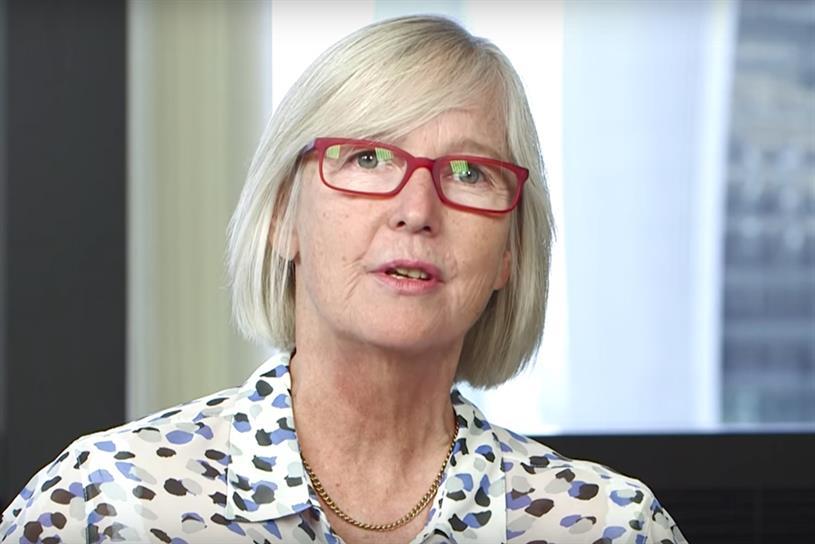 Jan Gooding: Aviva's global inclusion director