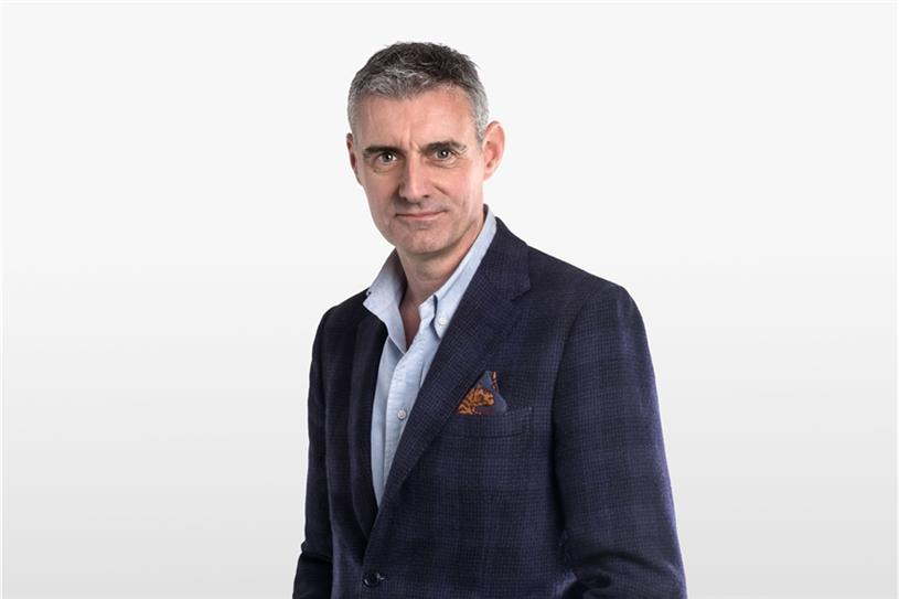 Prior: global chief executive of Superunion