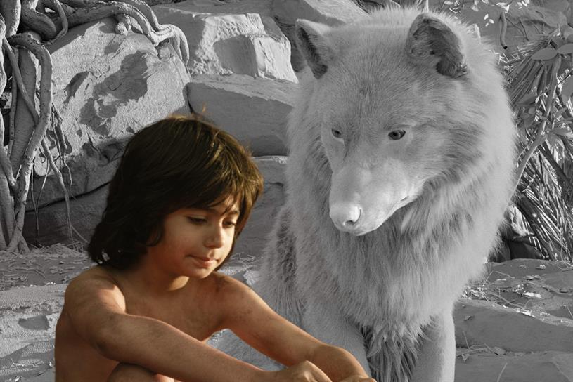 The Jungle Book: MPC handled the visual effects for the 2016 Disney film