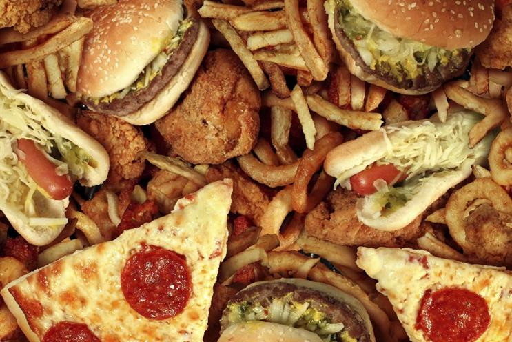 introduction of junk food
