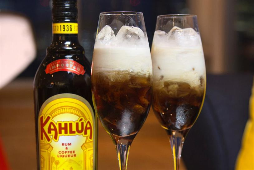 Kahlúa: new brand positioning