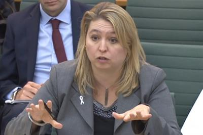 Karen Bradley: the UK's culture secretary