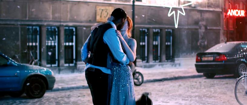 Debenhams created a film that reimagines the Cinderella love story and stars a black man and white woman.
