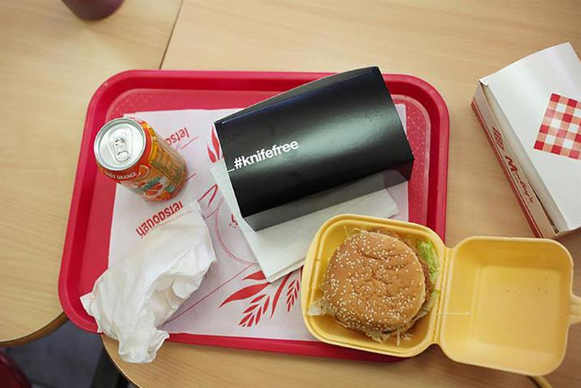 Did the government really think a chicken box could solve the knife-crime crisis?