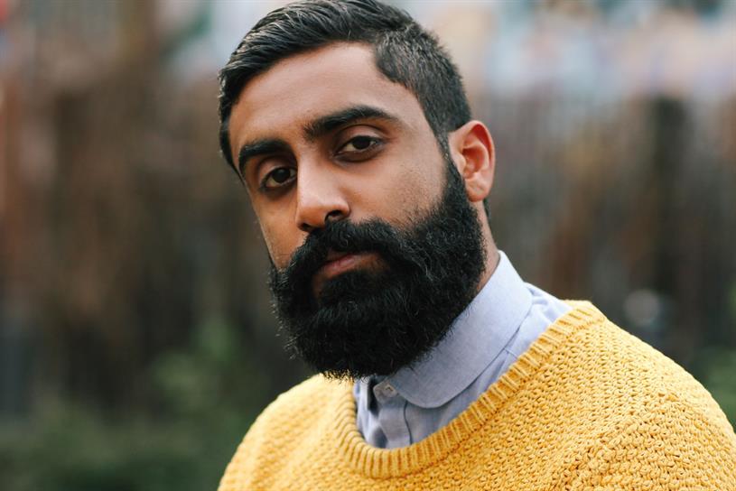 Rohan Tambyrajah: the global group strategy director at PHD