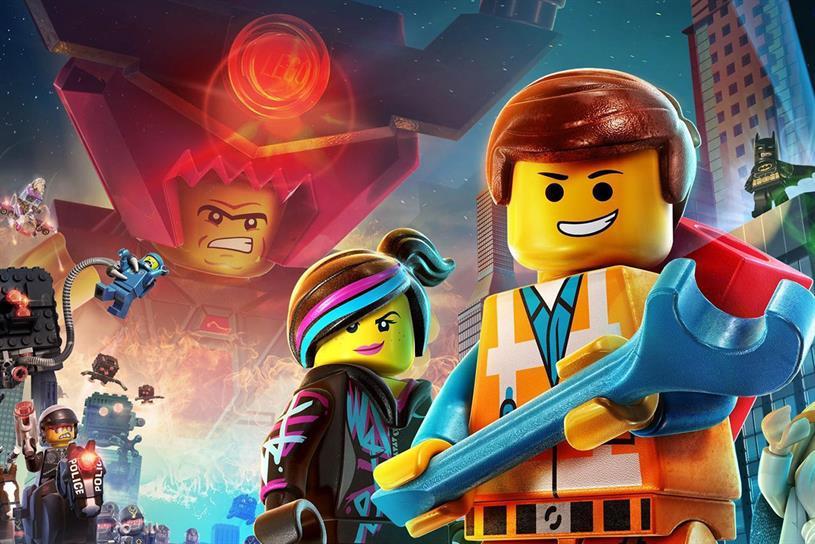 Initiative wins global Lego review; UM retains Australian business