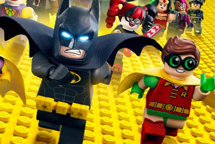 Lego: IPG's Initiative won the brand's global media account in November