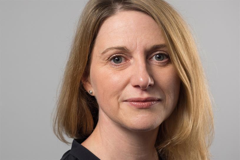 Lisa Wood: chief marketing officer at Atom