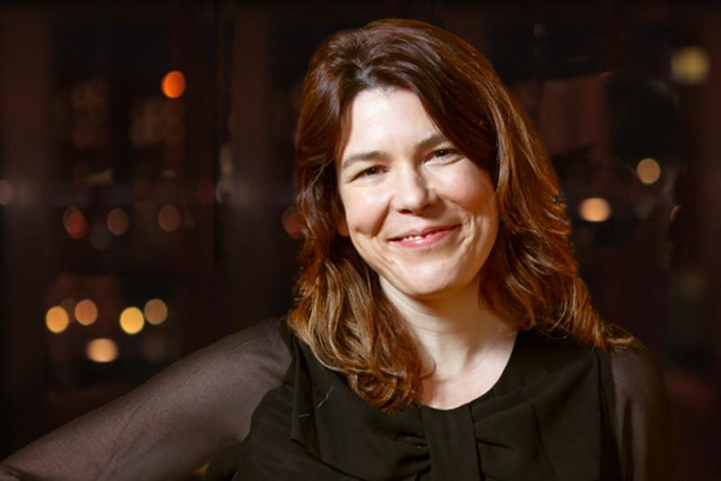 Lucy Jameson: chief executive, Grey London