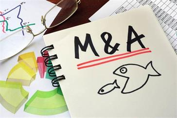 M&A deals have fallen in the UK and globally
