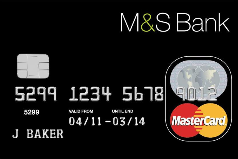 M&S Bank: retains Story agency