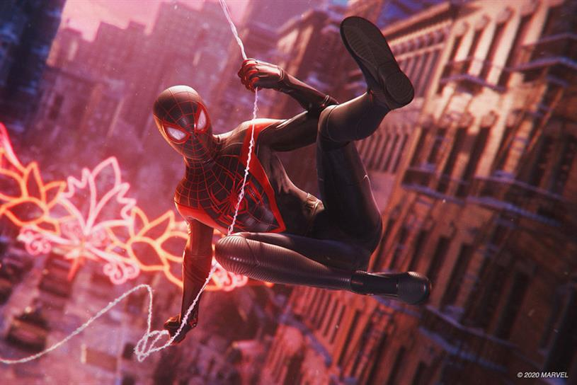 Gaming: 'Marvel's Spider-Man: Miles Morales' wil be playable on PS5
