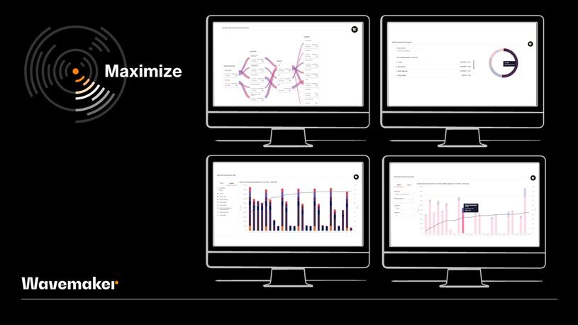 Maximize: part of a wider Wavemaker effort to fuse human and artificial intelligence