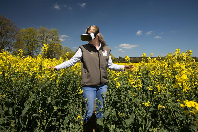 Image result for virtual reality farming