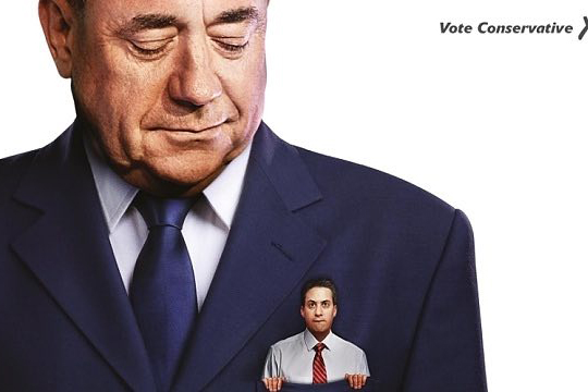 M&C Saatchi: created ads for Conservative party's winning general election campaign in 2015