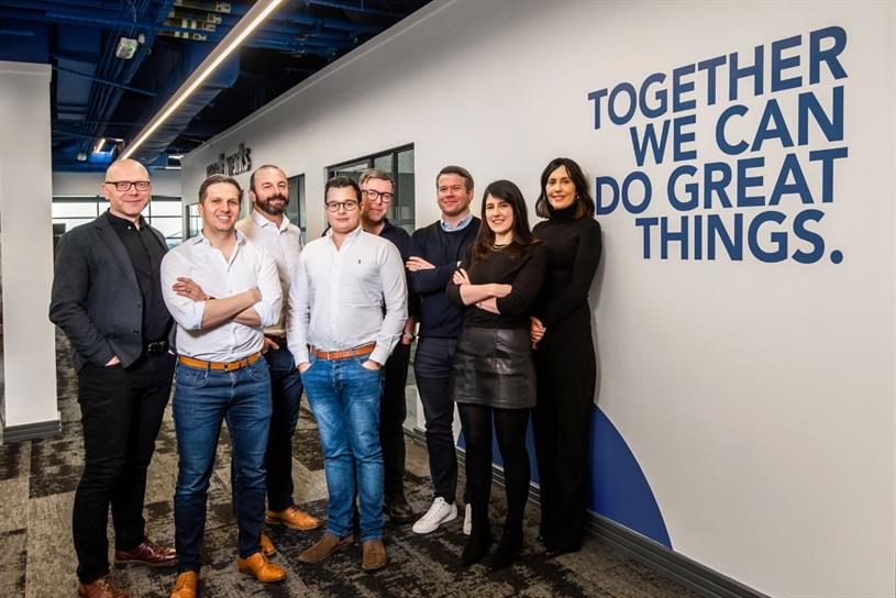 Mediaworks: Brown, chief financial officer Mark Rutherford, chief operating officer Gary Smith, chief technical officer Dan Hoggan, Mallet, Jacobson, Tredget and Ball
