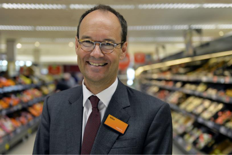 Mike Coupe: Sainsbury's boss says retailer will be more like a department store