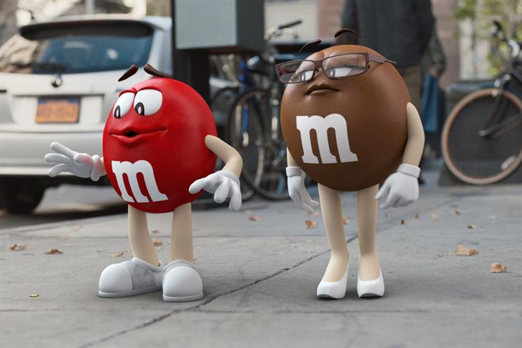 Mars: MediaCom will handle global media for brands including Snickers and M&Ms