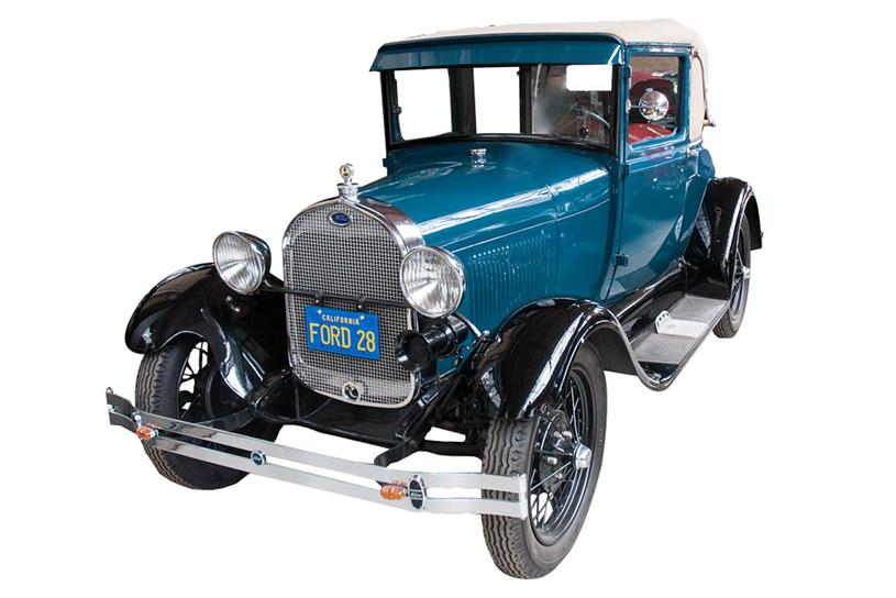 Ford Model T: not just a faster horse