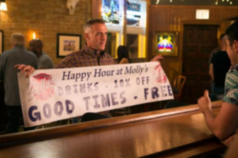 Chicago's Molly's: in town for one night only