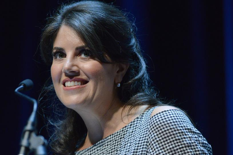 Monica Lewinsky told Cannes: 'A marketplace has emerged where shame is a commodity'