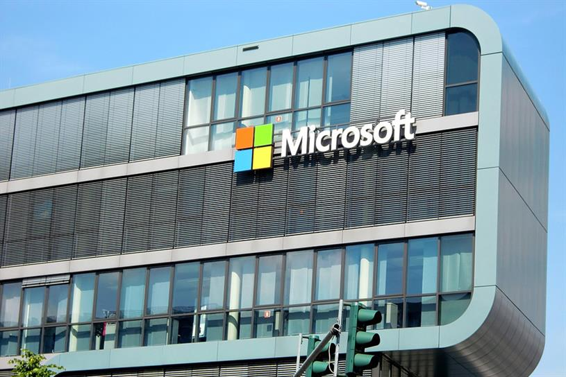Microsoft: advertising arm known as Microsoft Adcenter before 2012