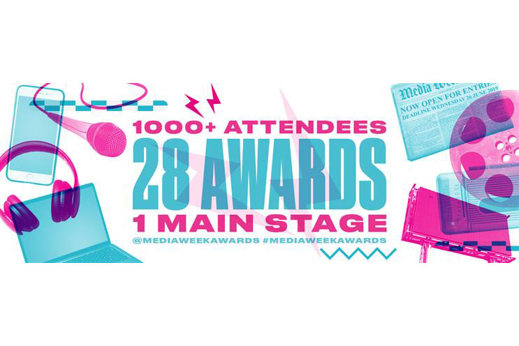 Media Week Awards: the event takes place on 10 October