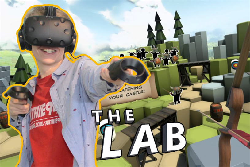Nathie: YouTuber and VR Enthusiast
