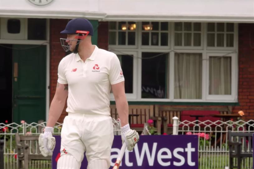 NatWest: sponsors cricket