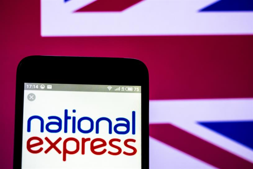 National Express: plans to up ATL spend to match its performance media activity