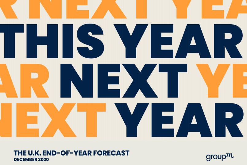 Group M: end-of-year forecast
