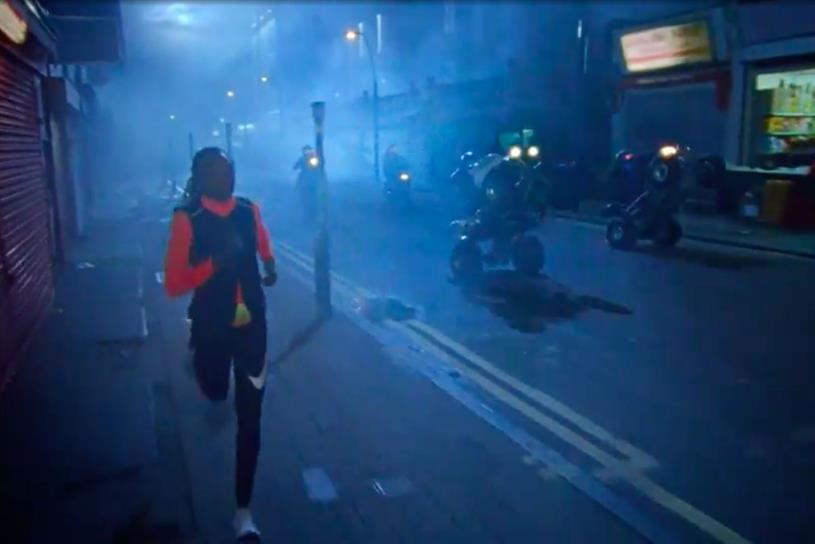 junio Eh Aparte  Nike pulls 'Nothing beats a Londoner' ads