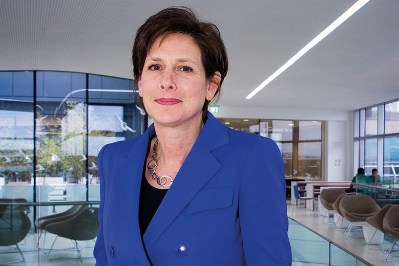 Nina Bibby: the chief marketing officer at O2