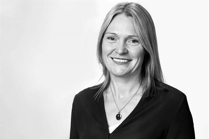 Sarah Barron: career has included 11 years at Cadbury