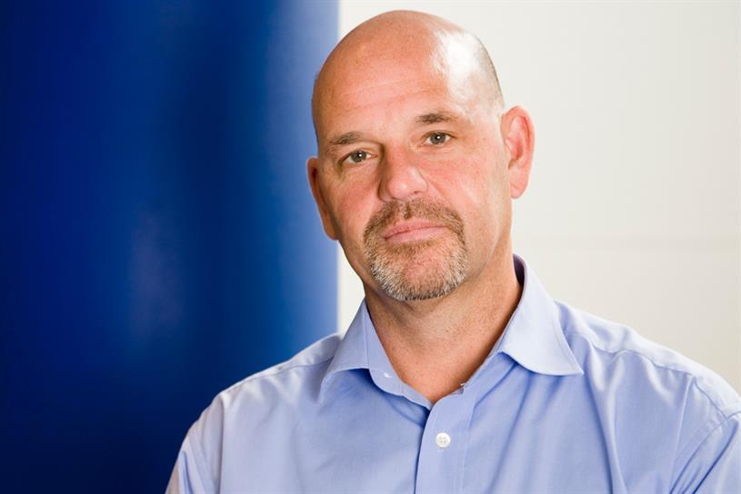 Nick Theakstone: UK chief executive of Group M