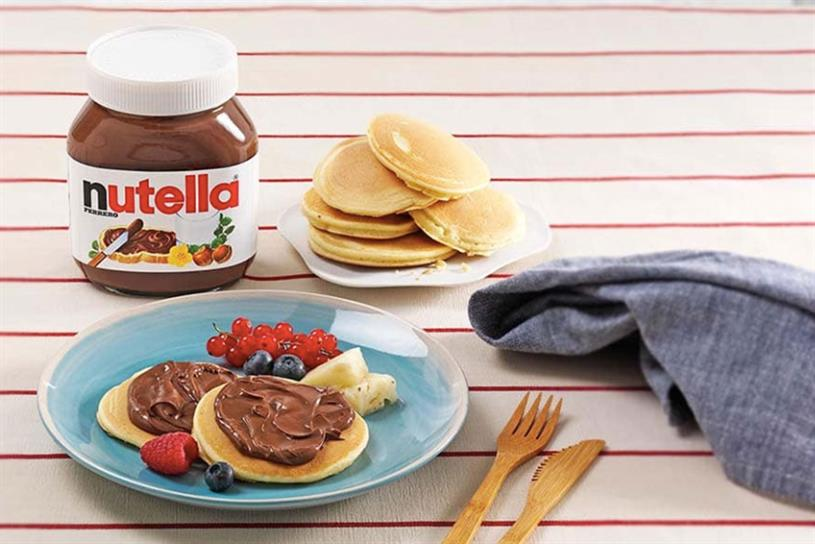 Nutella: working with The Observatory