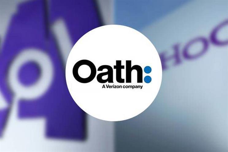 Oath: Verizon will bring digital media division under parent brand identity