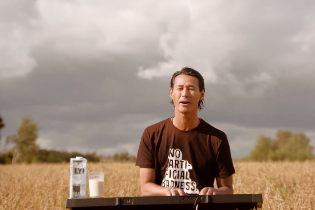 Oatly: videos starred its chief executive