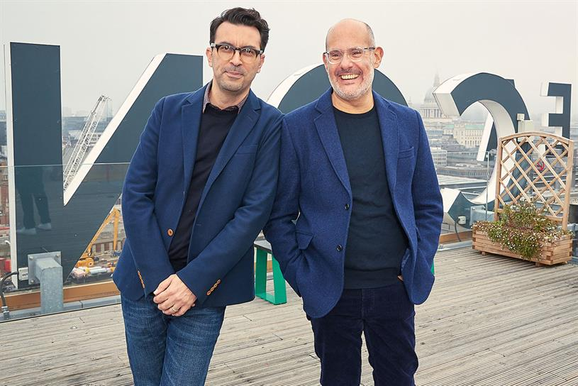 Ogilvy UK: Laurentino and Frohlich