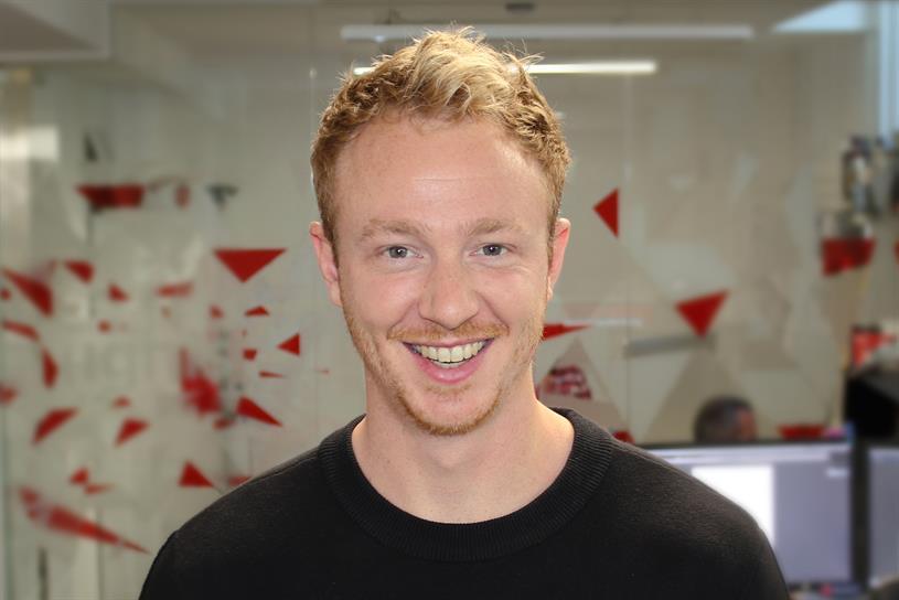 Oliver Carew: director of Ignovation