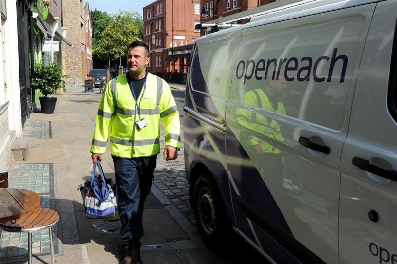 Openreach's new logo will not feature BT branding
