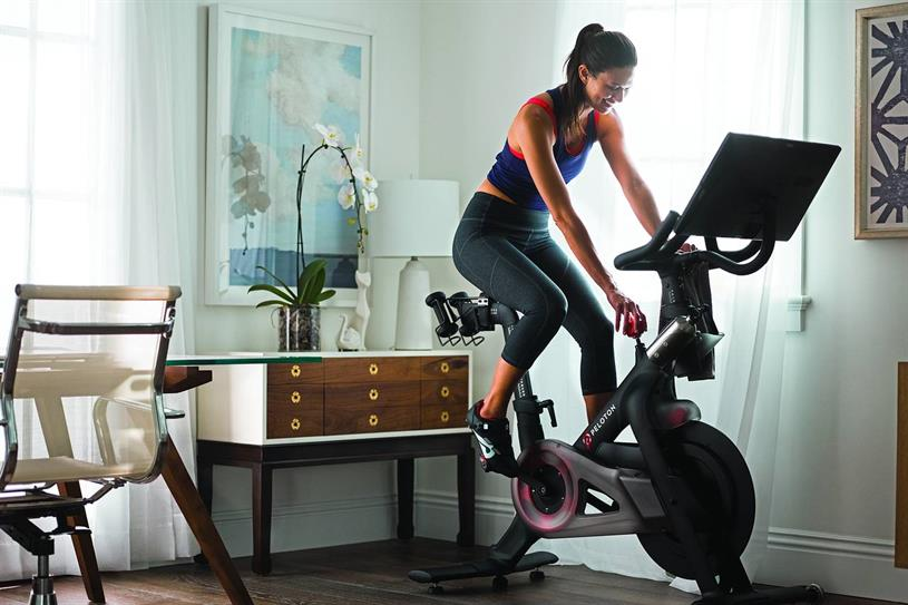 Peloton: fitness tech brand has appointed Dark Horses for its UK launch