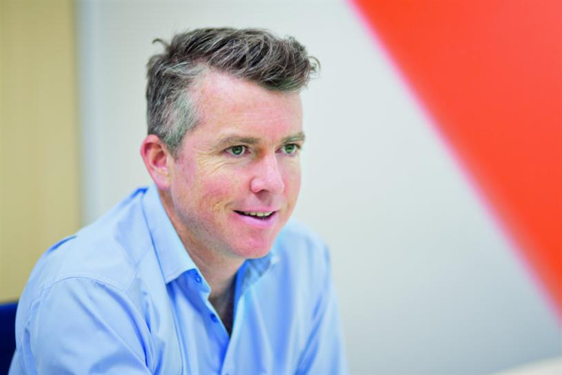 Peter Duffy: EasyJet has promoted its top marketer